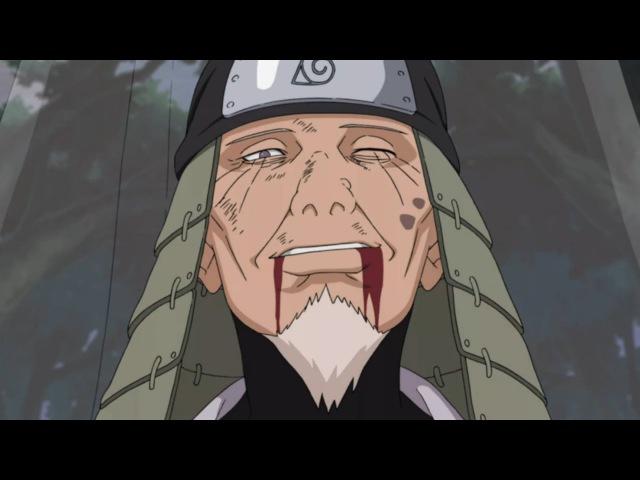 Naruto 10 Minutes of Hiruzen Sarutobi Third Hokage