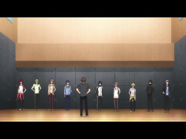 Маргинал №4 Marginal 4 Запредельная четверка Marginal 4 Kiss kara Tsukuru Big Bang 10 серия