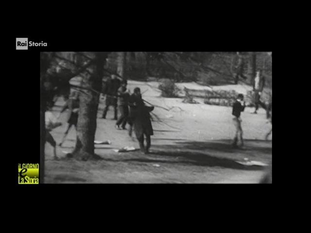 (giorno storia ) 1 marzo 1968, Battaglia o scontri di Valle Giulia (Roma). Sessantotto romano
