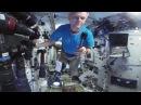 Пидр-космонавт Андрей Борисенко проводит экскурсию по МКС