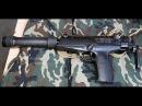 АЕК-919К «Каштан» Оружие охраны Путина