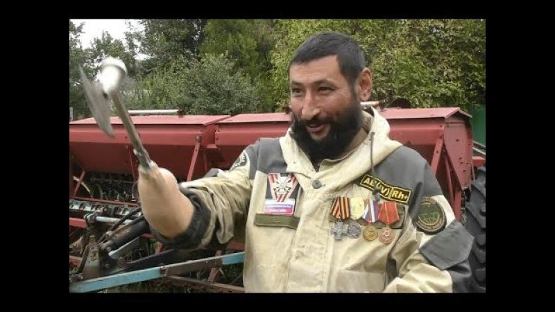 Ex-stuntman and Chechnya veteran fighting in DPR