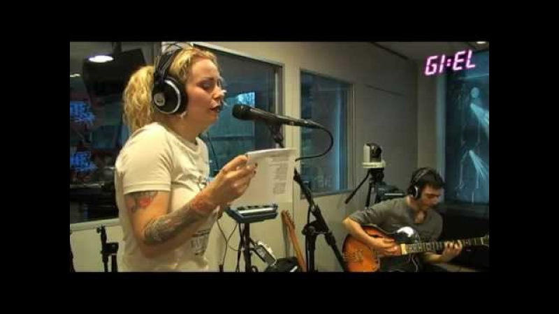 Anneke van Giersbergen - The A team (cover) 3FM Giel