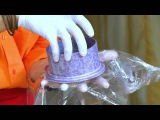 Мастер класс от Марата Ка «Шкатулка из канализационной трубы»
