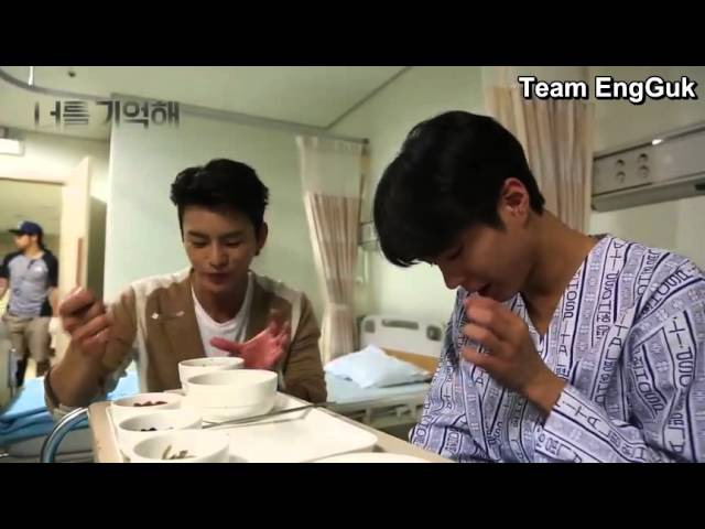 Remember you EP 13 BTS Seo In Guk Park Bo Geum