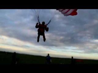 Skydiving | Прыжки с парашютом в Перми | Точность приземления | Приземление | Лето