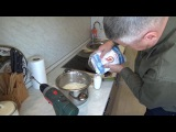 Блины от русского сварщика. Recipe of Russian pancakes from a welder.