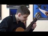 Карлос Сантана. Европа. Исполняет Илия Ковалев в проекте Музыка в музее . 052