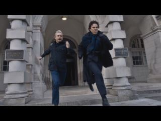 Sherlock - P.S from Mary