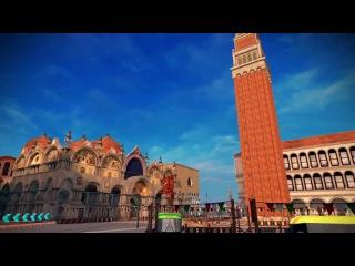 Asphalt 8 - Holiday Cup : Venice - Acura NSX 2005 - 01:24:744