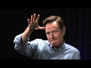 Nerd HQ 2015: Bryan Cranston - Mic Drop (Supermansion Panel Clip)