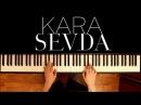 мелодия из сериала Черная любовь на пианино 1 Kara Sevda OST - Anlatamam Piano Cover