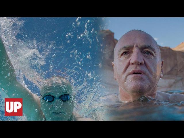 Martin Strel, Marathon Swimmer   HUMAN Limits
