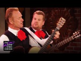 Battle of the Singing Waiters w Sting