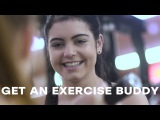 Achieve your fitness goals with an exercise buddy
