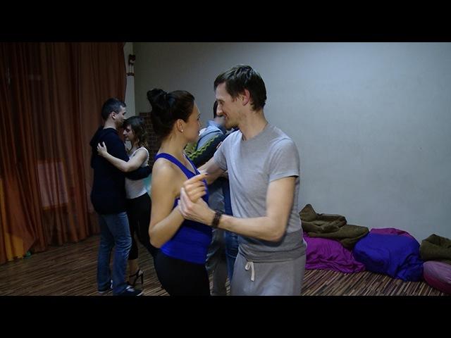 Краснодарцам полюбились танцы с объятиями ГТРК Кубань