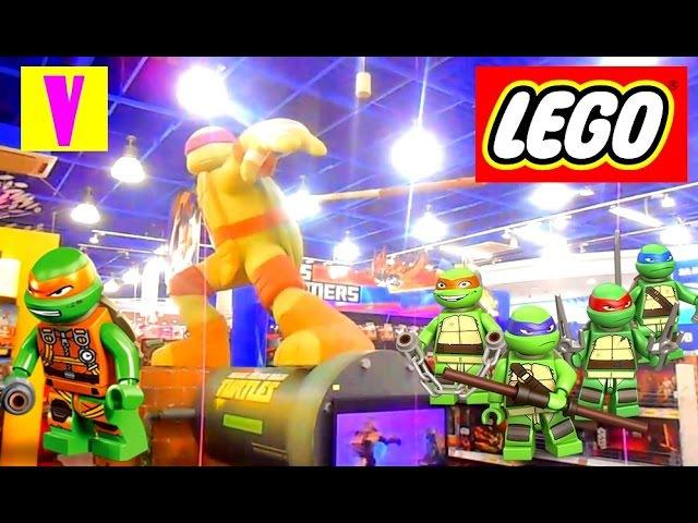 Лего Ниндзяго наборы Лего Большая Черепашка Ниндзя Nindzyago Lego Sets Lego Big Ninja HappyVova