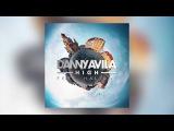 Danny Avila - High feat. Haliene (Cover Art)