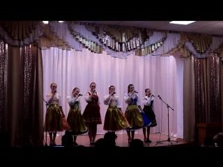 Народный вокальный коллектив Вир, 12.03.2017