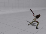 160419 Nexon Facebook Update - Tzuyu (game play)