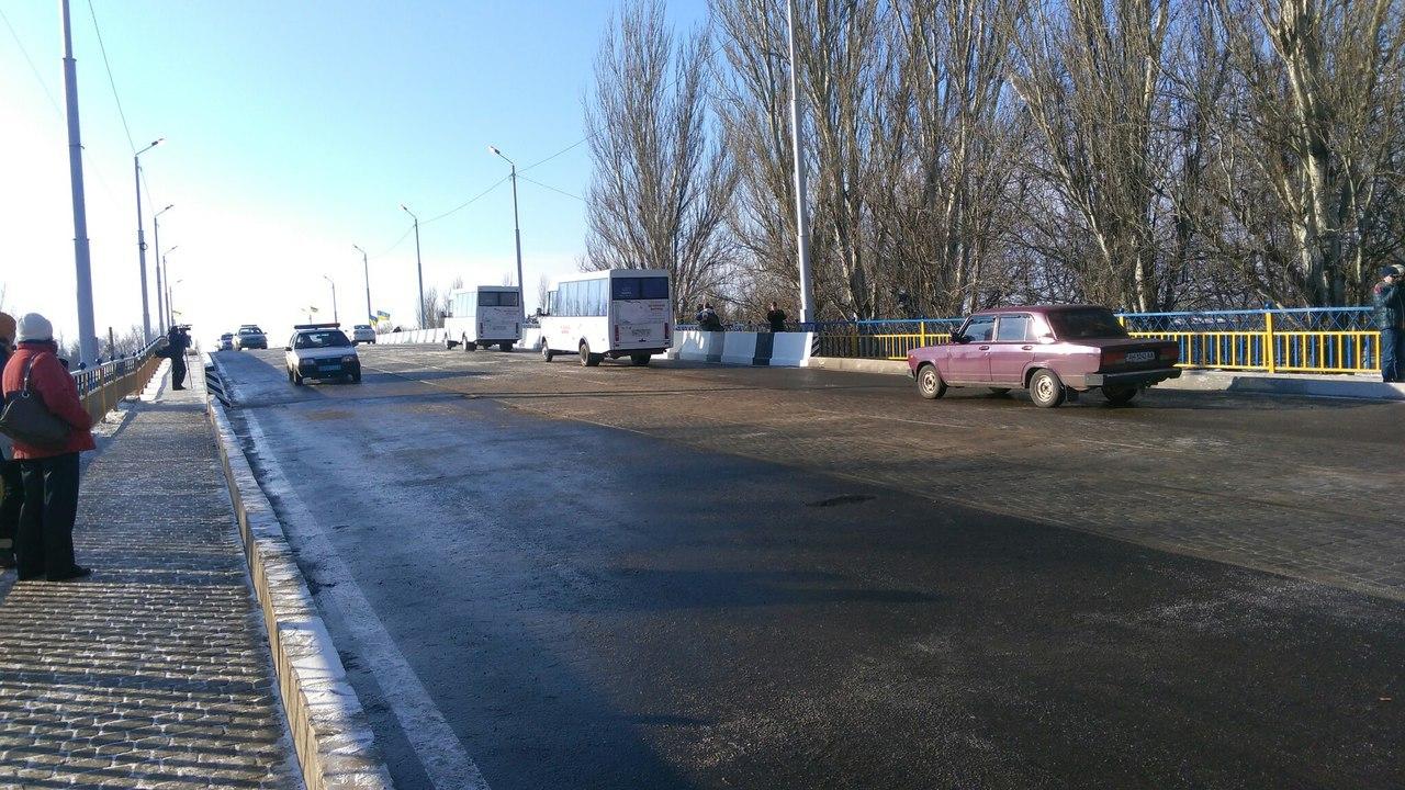 Северный путепровод - Константиновка