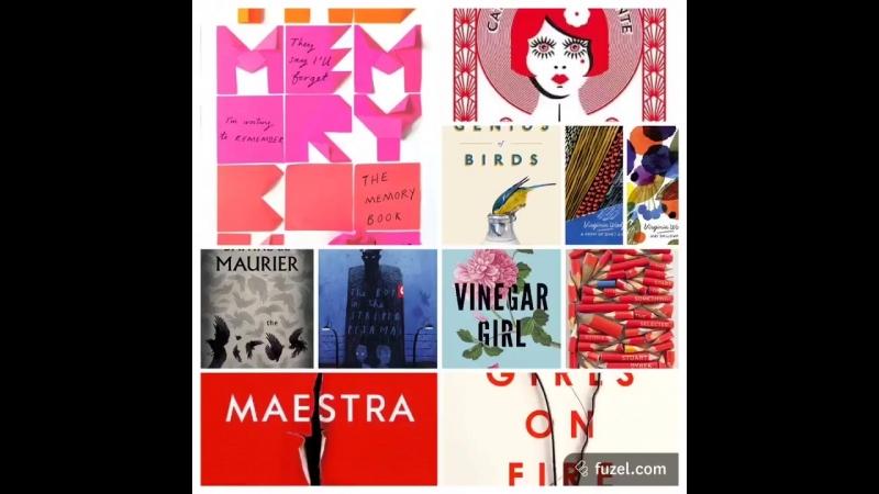 У Великобританії завершився 4-й конкурс найкращих обкладинок, який щороку проводить британська Академія дизайну книжкових обклад