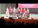 Выступление фольклорного ансамбля казачьей песни