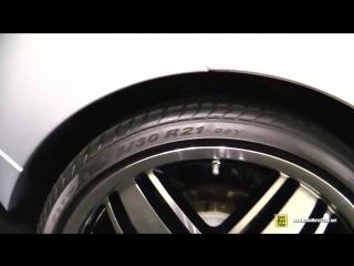 2017 Mercedes Benz S-Class S550 Lorinser - Exterior Walkaround - 2017 Los Angele