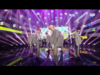 NCT Dream - My First and Last @ Inkigayo 170226