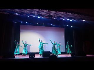 Студ.весна2016 - танцы народов мира - узбекский. ШПН
