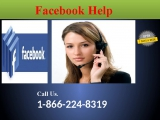 Share your Agony on Facebook Help Number toll free 1-866-224-8319