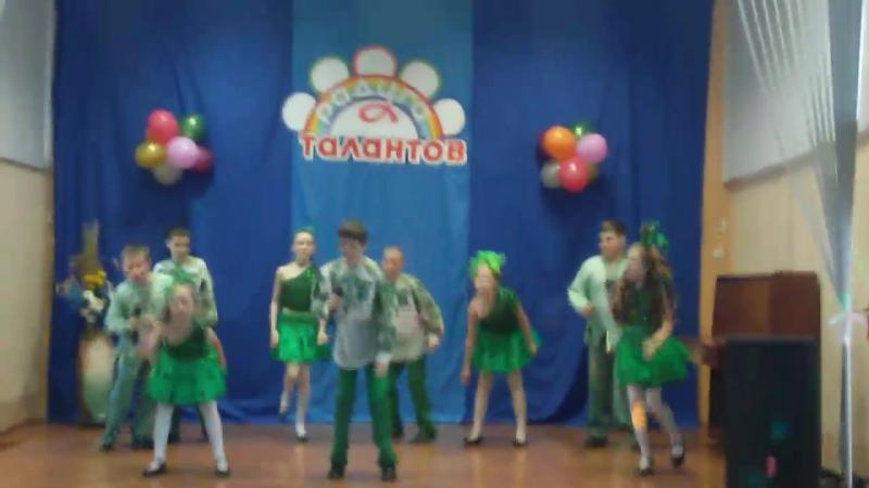 сегодня в школе у нас проходила радуга талантов и мы занили 1 место хочу паблагадорить наших педогогов и всем моим однокласстник