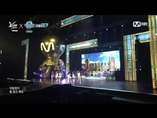 160414 Lovelyz (러블리즈) - Intro + Ah-Choo (아츄) @ 2016 KCON JAPAN