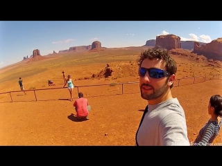 Around the World in 360 Degrees - 3 Year Epic Selfie
