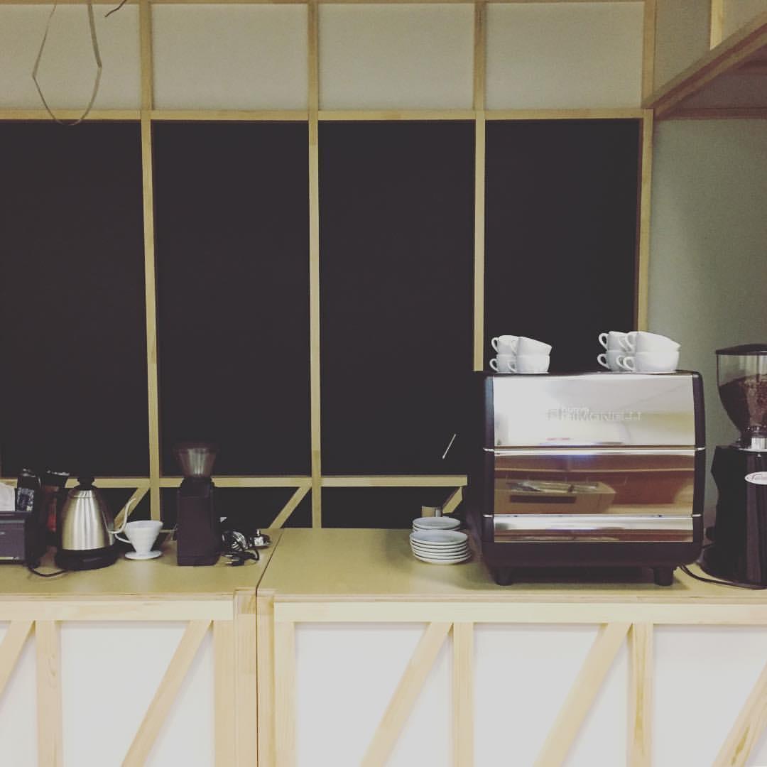 Первый кофе-бар в Москве