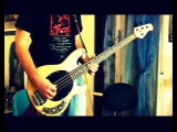 Break - FUGAZI bass cover with tabs