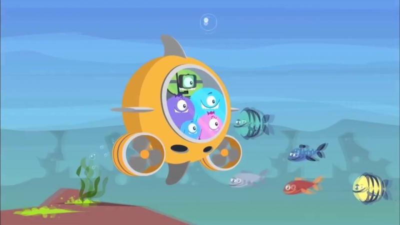 Твой друг Бобби-19-Подводный мир