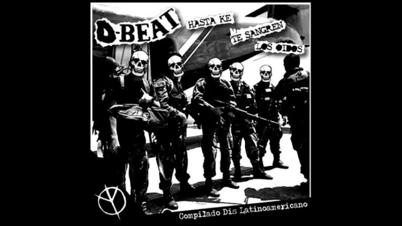 V/A - D-Beat Hasta Ke Te Sangren Los Oidos Vol. I (2011)