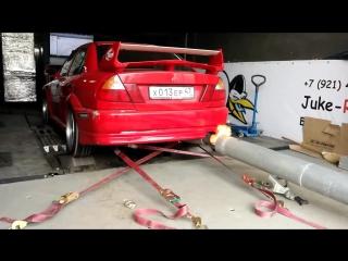 #Mitsubishi #Lancer #Evolution #6.5 #TME Exhaust flames