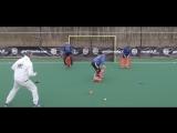 GoalieWorks Oefening A1 (Agility)