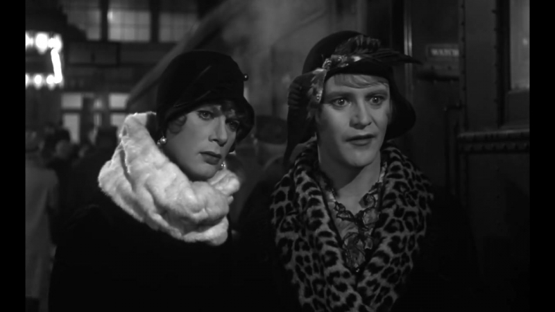 Some Like It Hot/Bazıları Sıcak Sever 1959