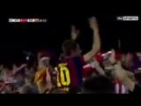 Потрясающий гол Лео Месси в ворота Атлетик Бильбао.240
