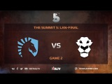 Liquid vs Ad Finem, Game 2, The Summit 5