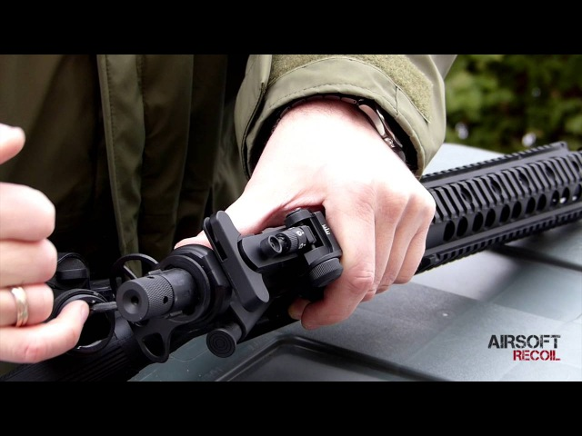 Specna Arms - system SAEC i test sprawności