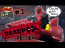 KaPoW VG 1 Deadpool 2013 review