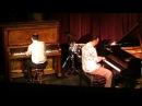 Russian Rag -- epic piano duet -- Tom Brier Carl Sonny Leyland