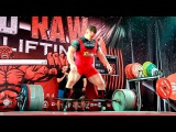 Юрий Белкин тяга 420 кг (Yury Belkin deadlift 420 kg) All-time record @110 kg