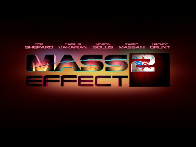TRAILER MASH-UP: Mass Effect 2 Suicide Squad