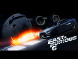 GTA 5 - Fast And Furious 6 - Plane Scene