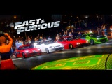 GTA 5 - The Fast and the Furious - First Race